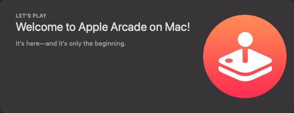 apple arcade ad